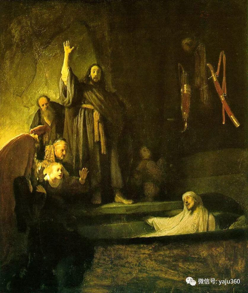 伦勃朗·梵·莱茵 17世纪荷兰最伟大的画家插图67