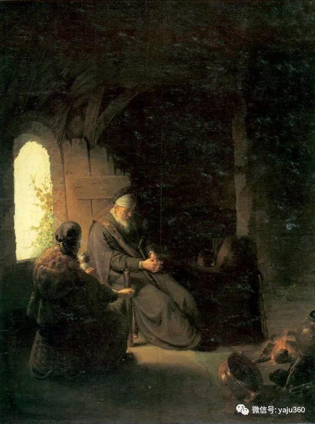 伦勃朗·梵·莱茵 17世纪荷兰最伟大的画家插图69