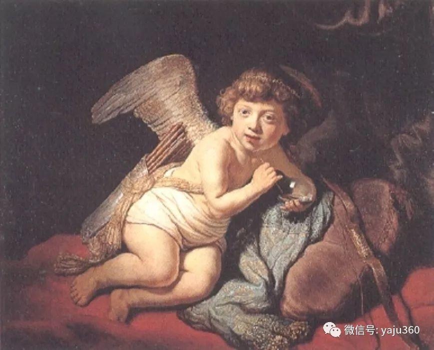 伦勃朗·梵·莱茵 17世纪荷兰最伟大的画家插图77