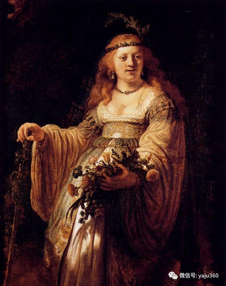 伦勃朗·梵·莱茵 17世纪荷兰最伟大的画家插图83