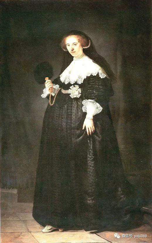 伦勃朗·梵·莱茵 17世纪荷兰最伟大的画家插图99