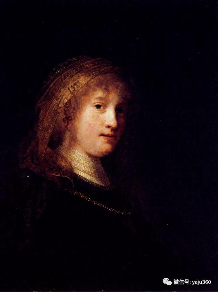 伦勃朗·梵·莱茵 17世纪荷兰最伟大的画家插图107