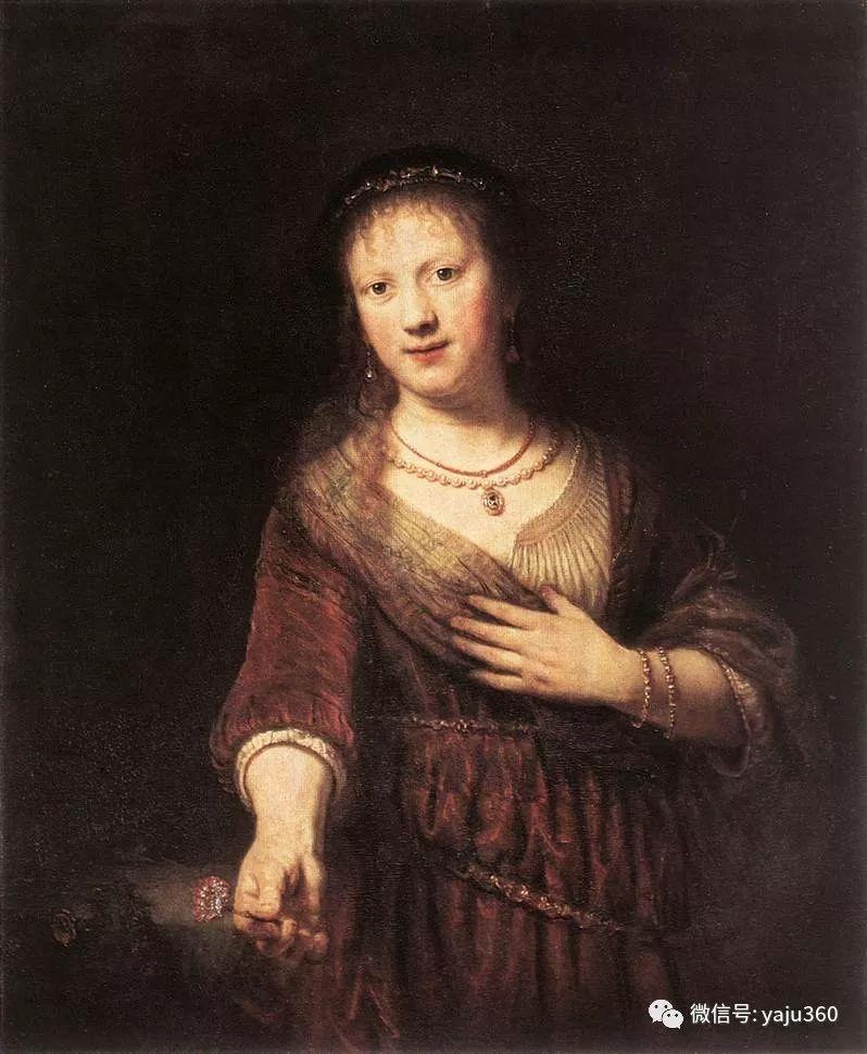 伦勃朗·梵·莱茵 17世纪荷兰最伟大的画家插图109