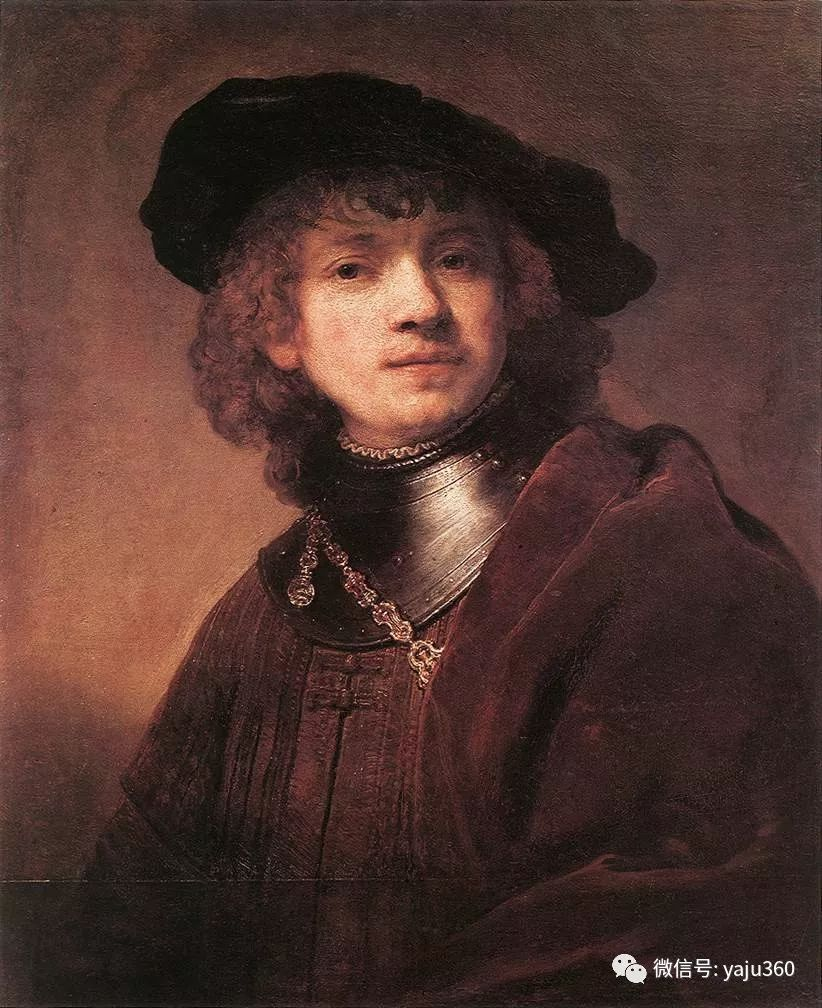 伦勃朗·梵·莱茵 17世纪荷兰最伟大的画家插图111