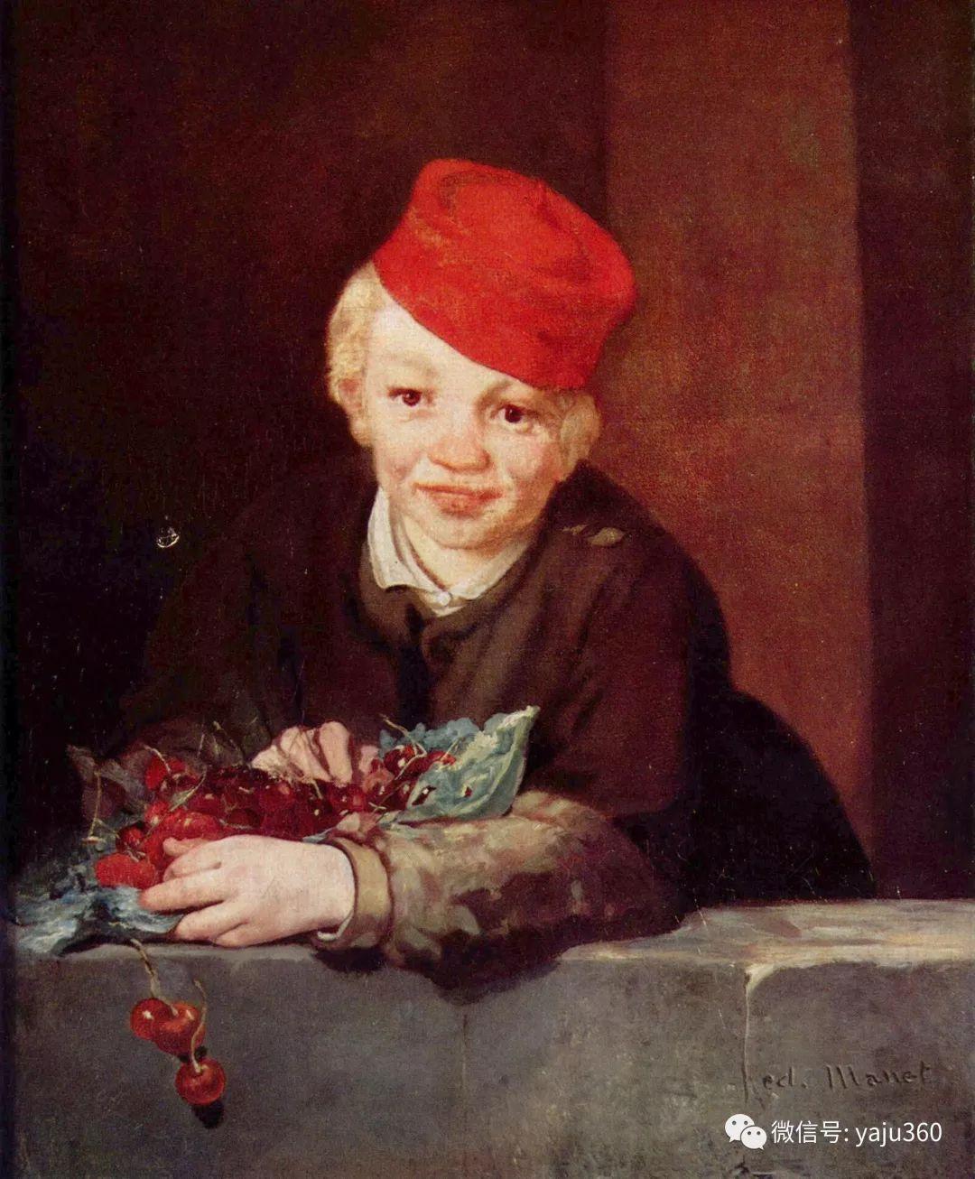 法国爱德华·马奈 19世纪印象主义奠基人之一插图11