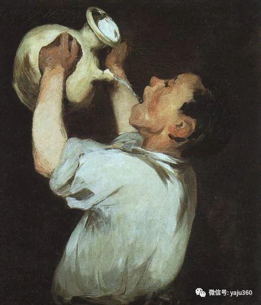 法国爱德华·马奈 19世纪印象主义奠基人之一插图23