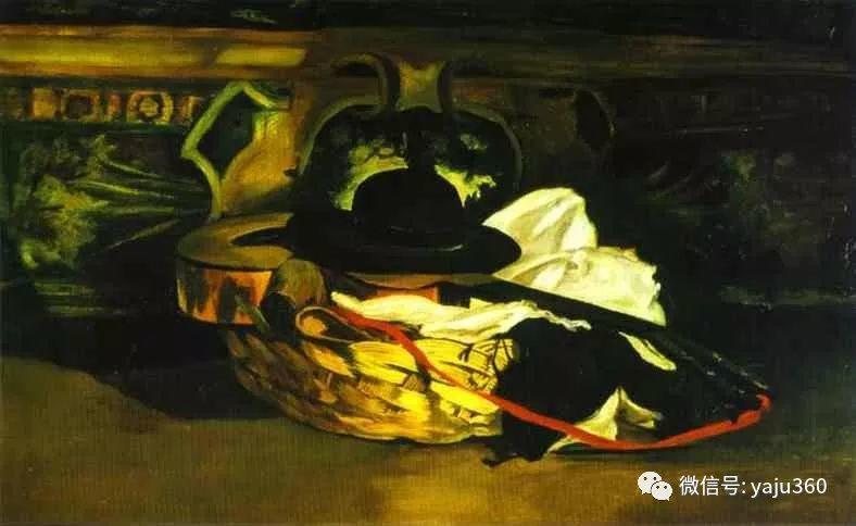 法国爱德华·马奈 19世纪印象主义奠基人之一插图25