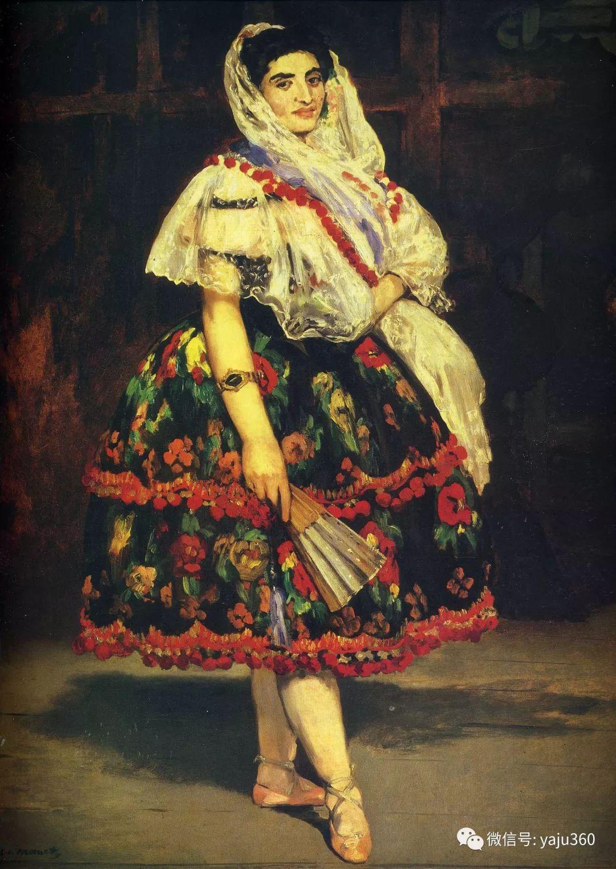 法国爱德华·马奈 19世纪印象主义奠基人之一插图29
