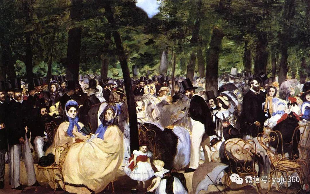 法国爱德华·马奈 19世纪印象主义奠基人之一插图31