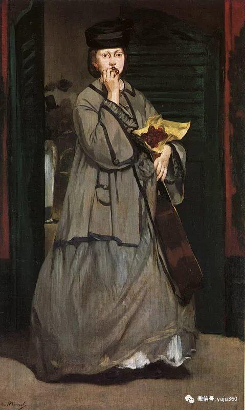 法国爱德华·马奈 19世纪印象主义奠基人之一插图33