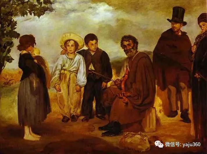 法国爱德华·马奈 19世纪印象主义奠基人之一插图37