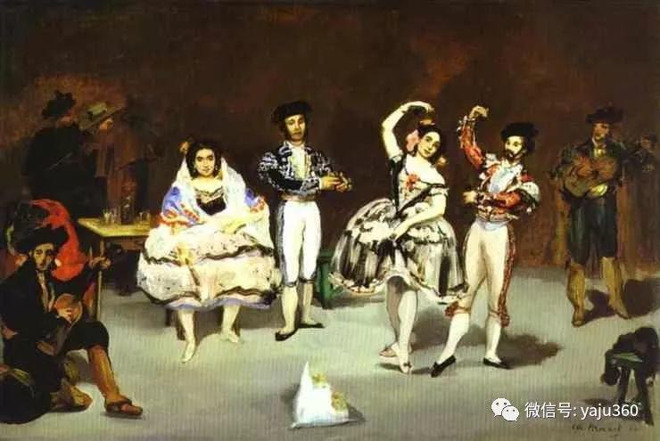 法国爱德华·马奈 19世纪印象主义奠基人之一插图39