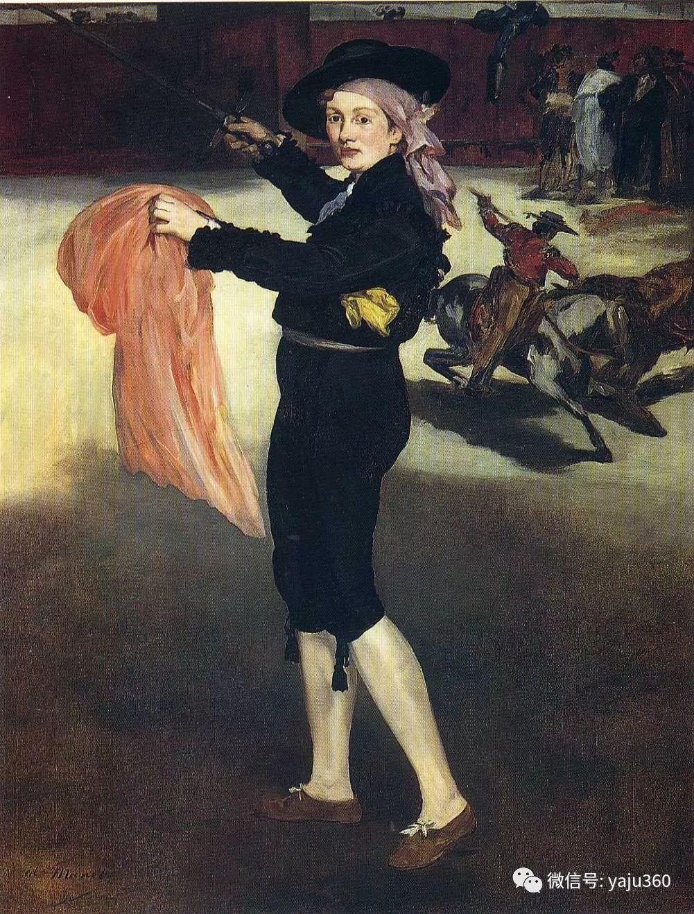 法国爱德华·马奈 19世纪印象主义奠基人之一插图45