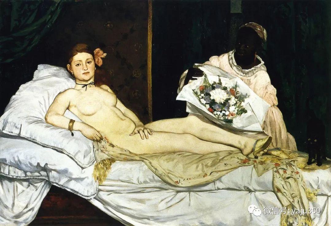 法国爱德华·马奈 19世纪印象主义奠基人之一插图51