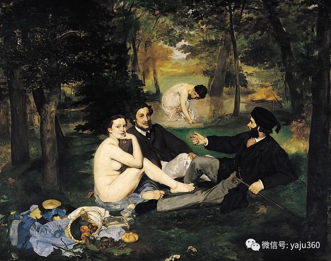 法国爱德华·马奈 19世纪印象主义奠基人之一插图55