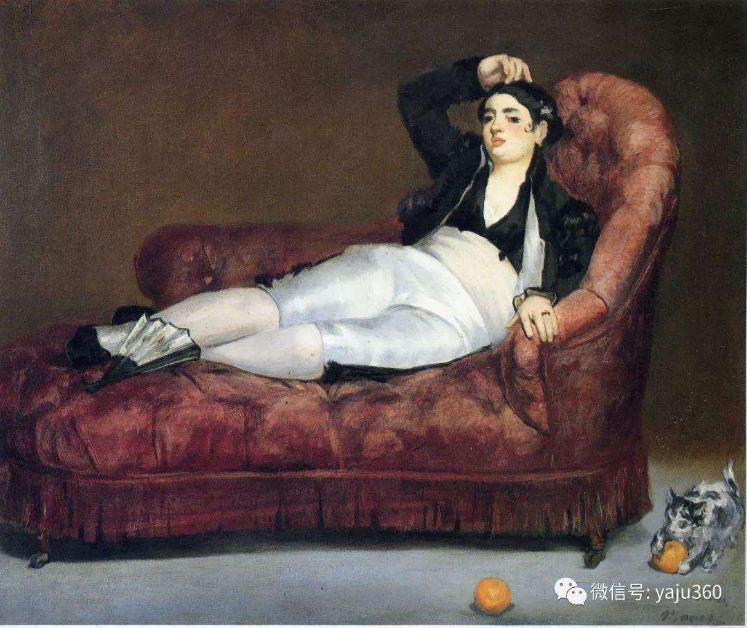法国爱德华·马奈 19世纪印象主义奠基人之一插图65