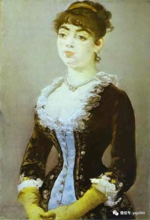法国爱德华·马奈 19世纪印象主义奠基人之一插图83
