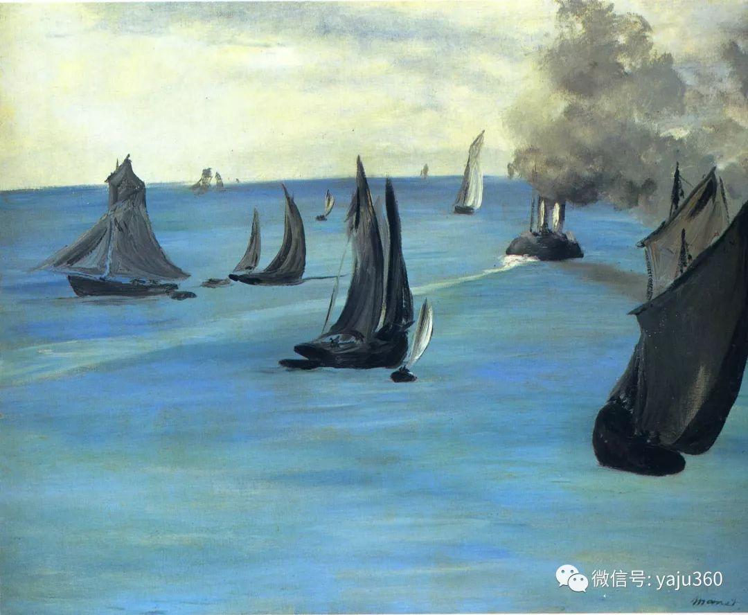 法国爱德华·马奈 19世纪印象主义奠基人之一插图95