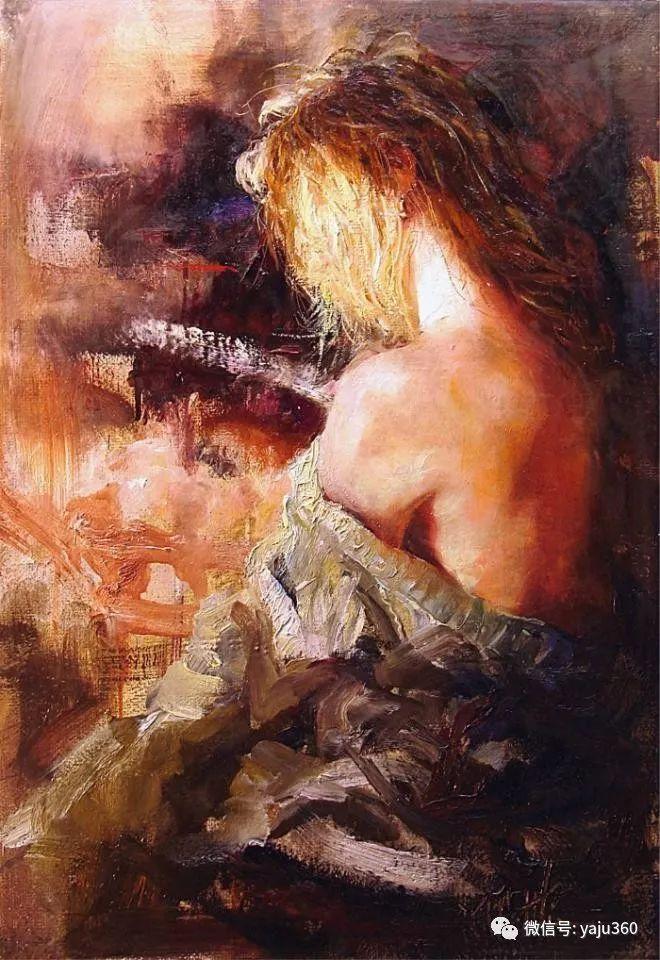 人物油画 美国画家Scott Mattlin插图9
