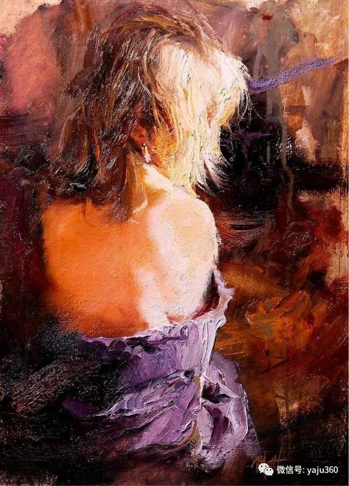 人物油画 美国画家Scott Mattlin插图33