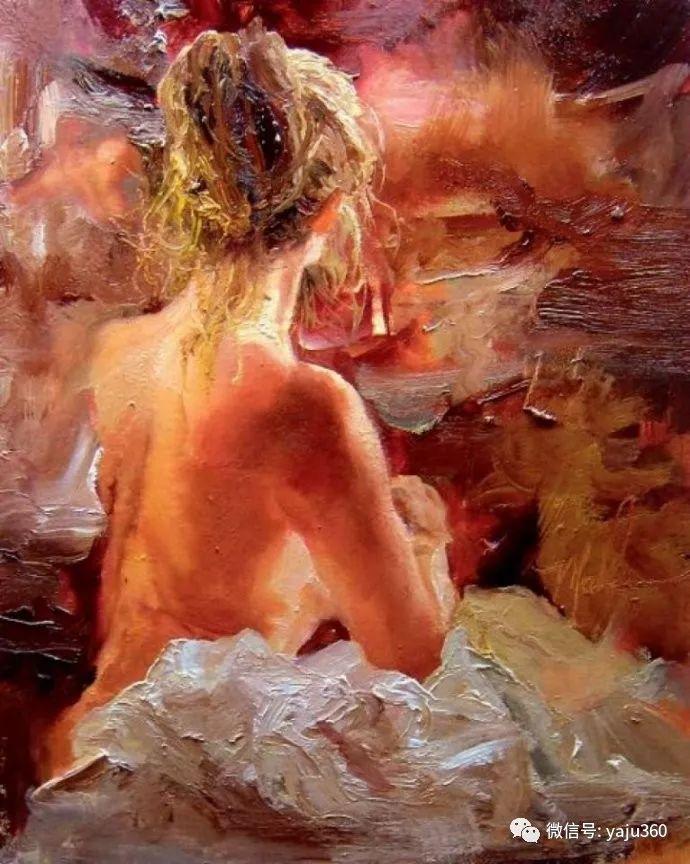 人物油画 美国画家Scott Mattlin插图41