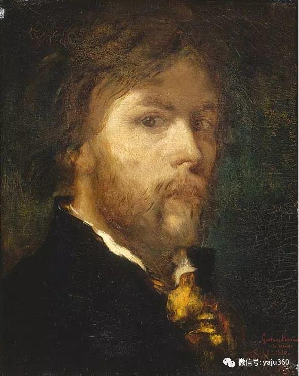 马蒂斯的师傅 法国Gustave Moreau插图1