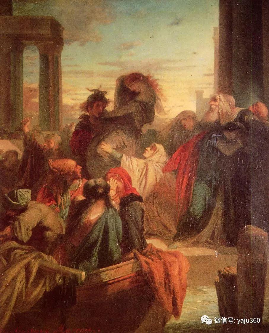 马蒂斯的师傅 法国Gustave Moreau插图3