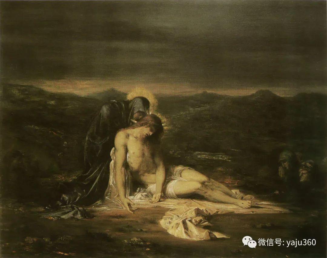 马蒂斯的师傅 法国Gustave Moreau插图11