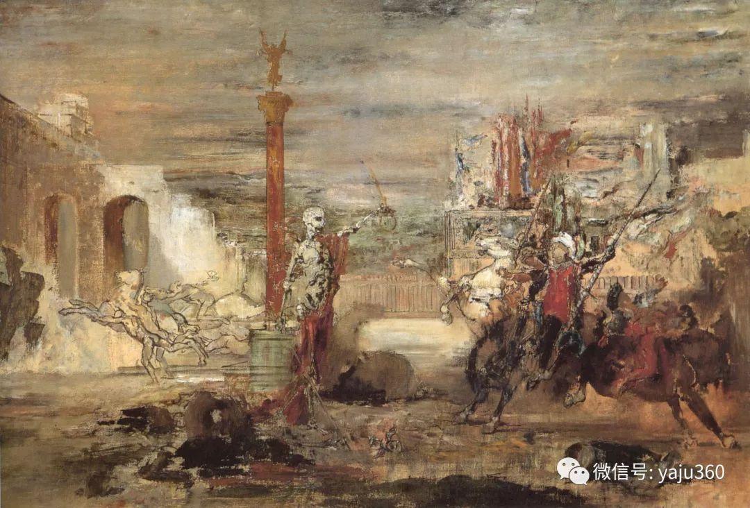 马蒂斯的师傅 法国Gustave Moreau插图17