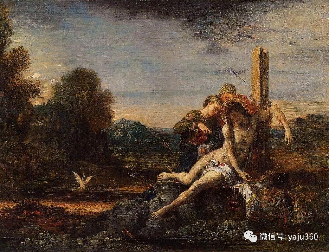 马蒂斯的师傅 法国Gustave Moreau插图43