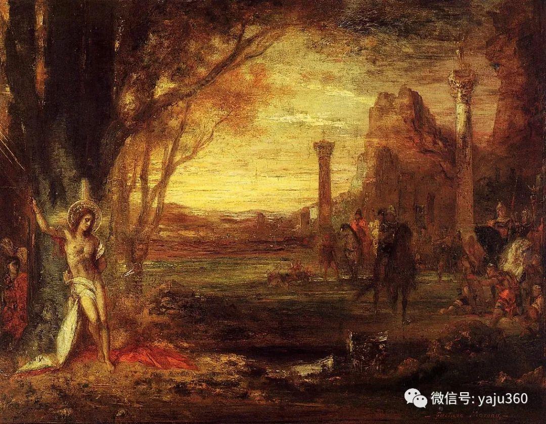 马蒂斯的师傅 法国Gustave Moreau插图53