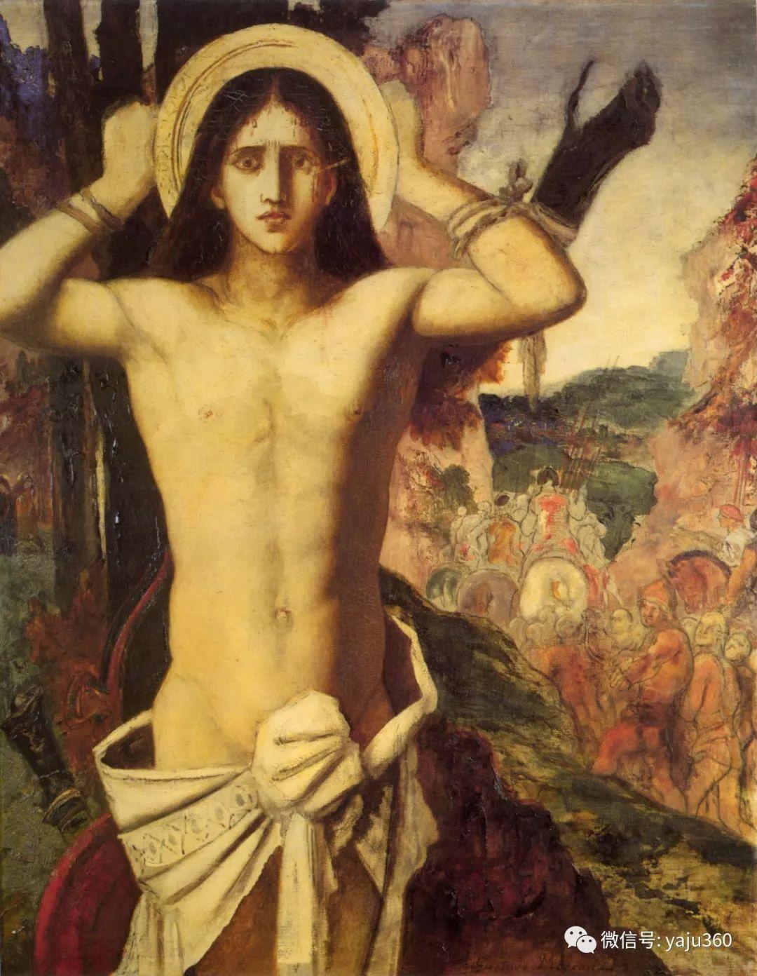 马蒂斯的师傅 法国Gustave Moreau插图63