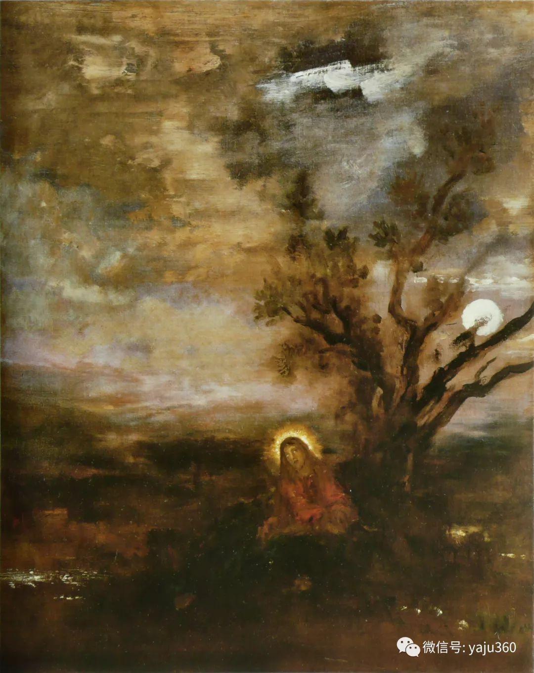 马蒂斯的师傅 法国Gustave Moreau插图89