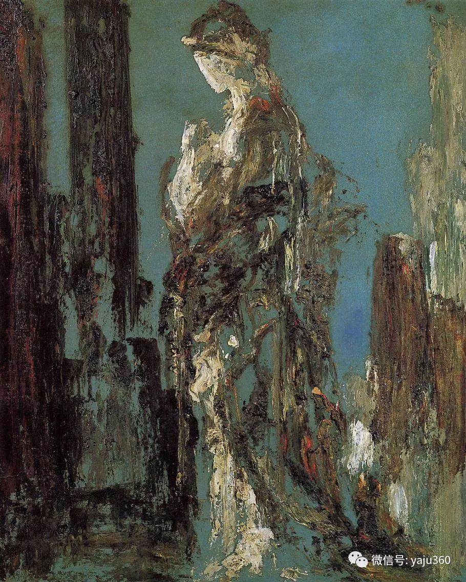 马蒂斯的师傅 法国Gustave Moreau插图103