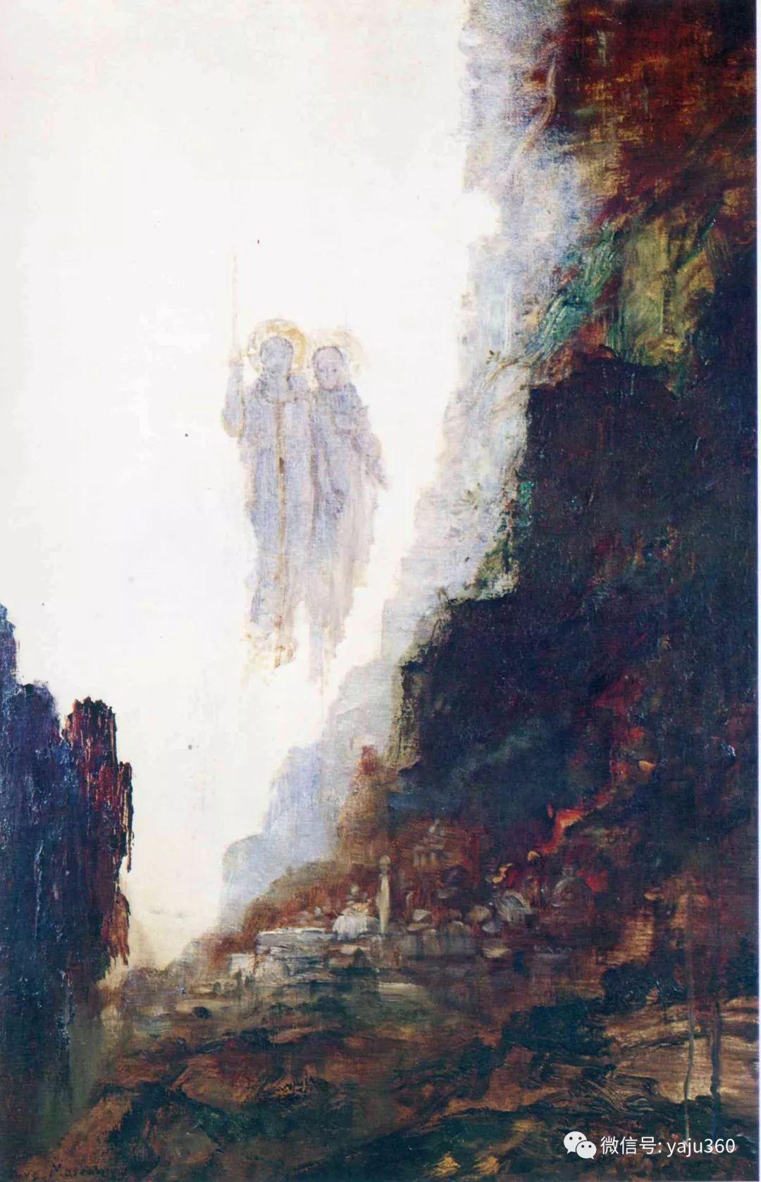 马蒂斯的师傅 法国Gustave Moreau插图105