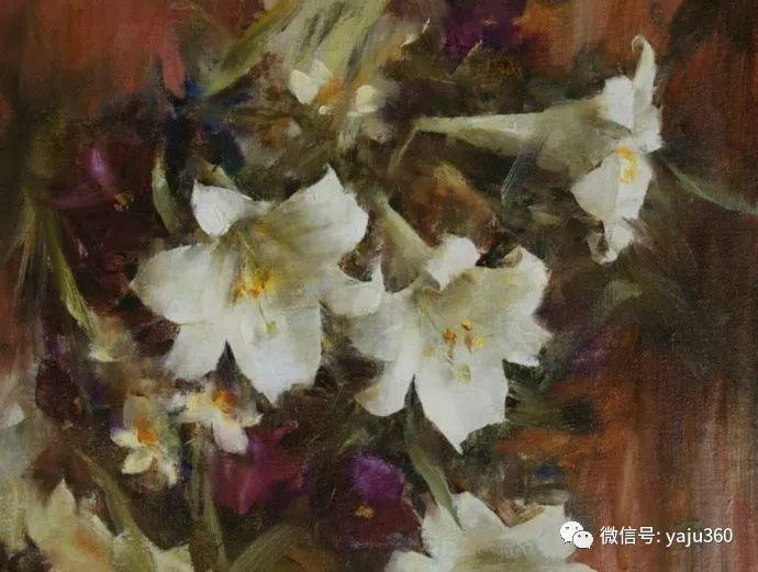 色彩花卉 美国女画家Laura Robb插图13