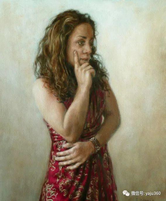 荷兰画家Ralf Heynen绘画作品欣赏插图33