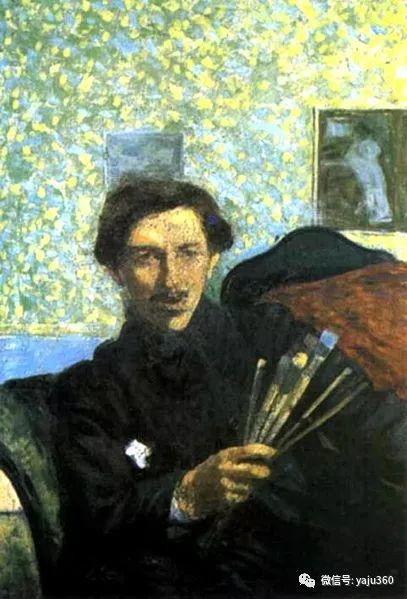 未来主义 意大利画家Umberto Boccioni插图1