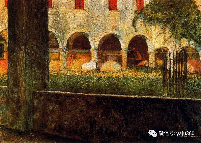 未来主义 意大利画家Umberto Boccioni插图3