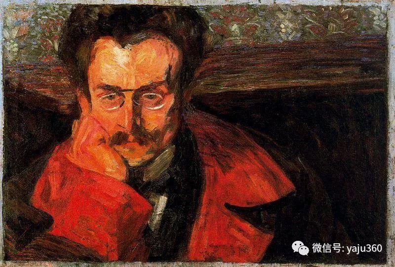 未来主义 意大利画家Umberto Boccioni插图15