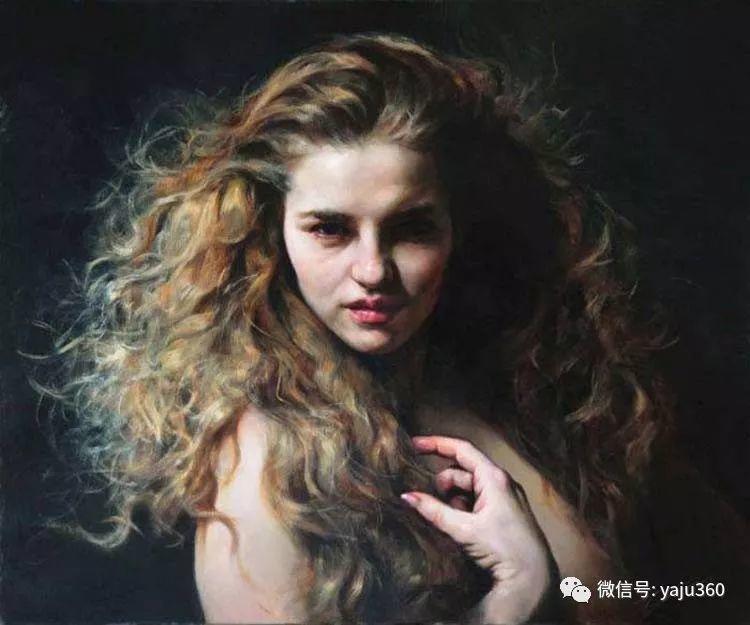 女性油画作品 意大利Gianni Strino插图15