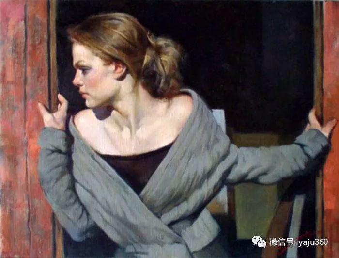 女性油画作品 意大利Gianni Strino插图17