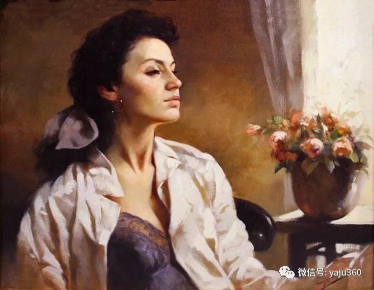 女性油画作品 意大利Gianni Strino插图21