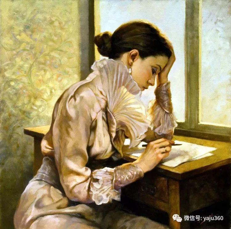 女性油画作品 意大利Gianni Strino插图31