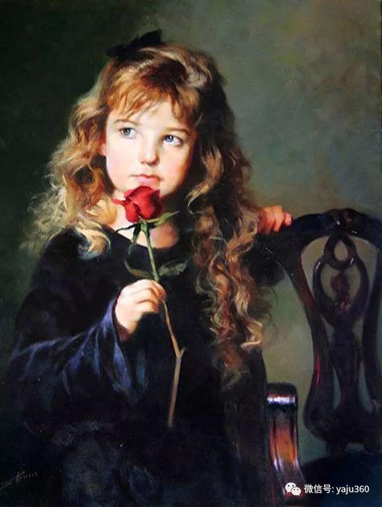 女性油画作品 意大利Gianni Strino插图37