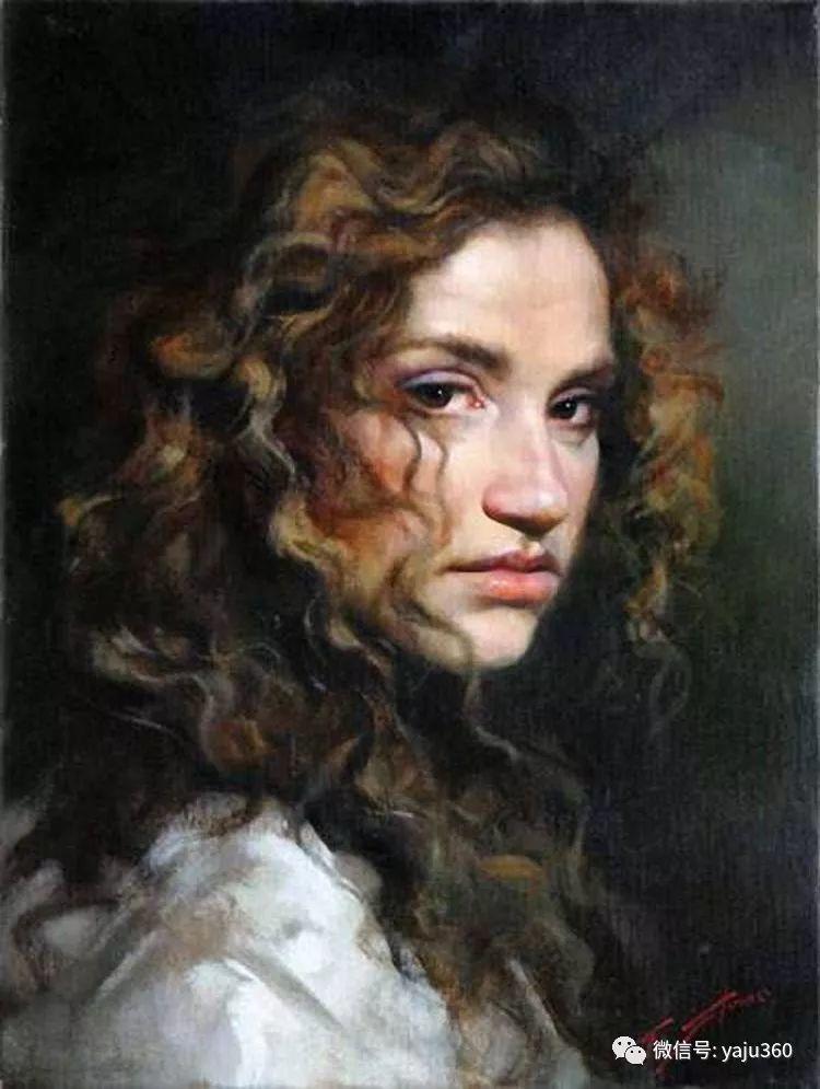 女性油画作品 意大利Gianni Strino插图39