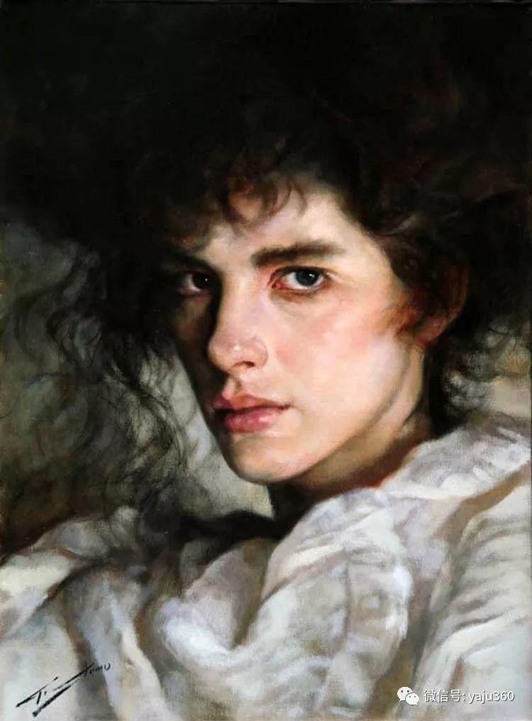 女性油画作品 意大利Gianni Strino插图43