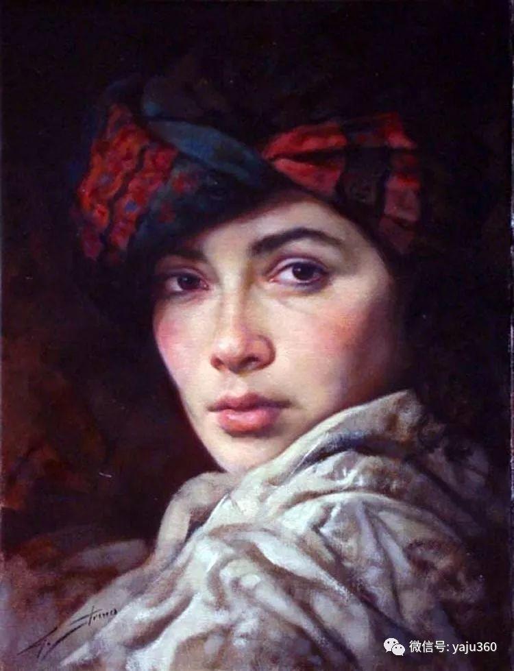 女性油画作品 意大利Gianni Strino插图45