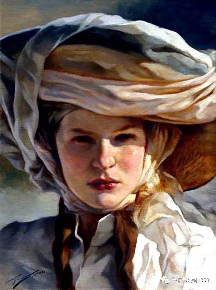 女性油画作品 意大利Gianni Strino插图47