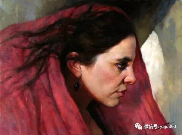 女性油画作品 意大利Gianni Strino插图49